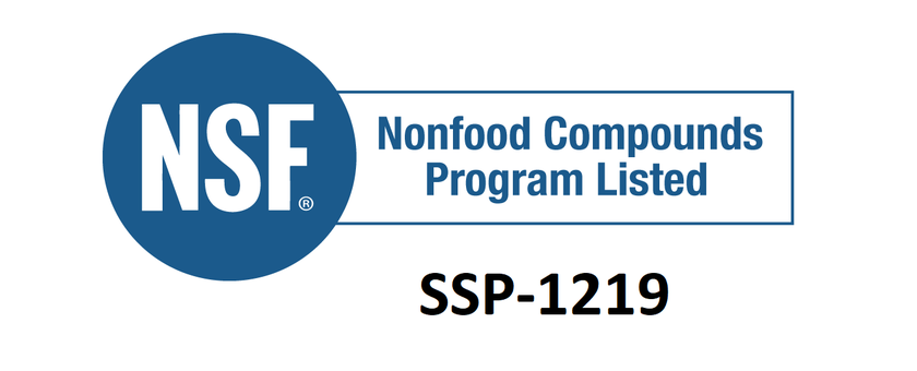 NSF Approves SSP Grease as H1 Food Grade Lubricant