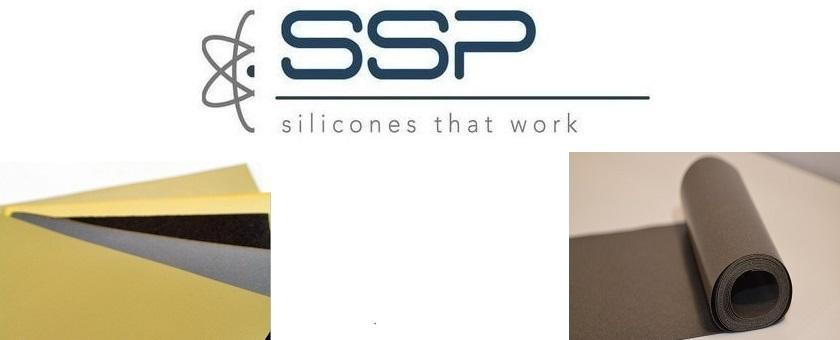 Custom Thicknesses for SSP Continuous Silicone Sheet