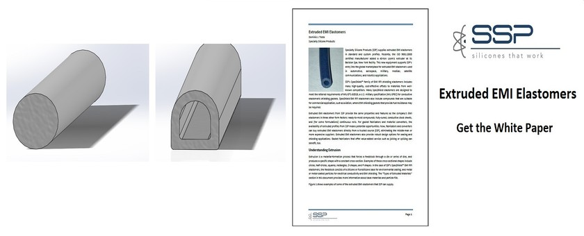 Extruded EMI Elastomers White Paper Describes New SSP Capabilities
