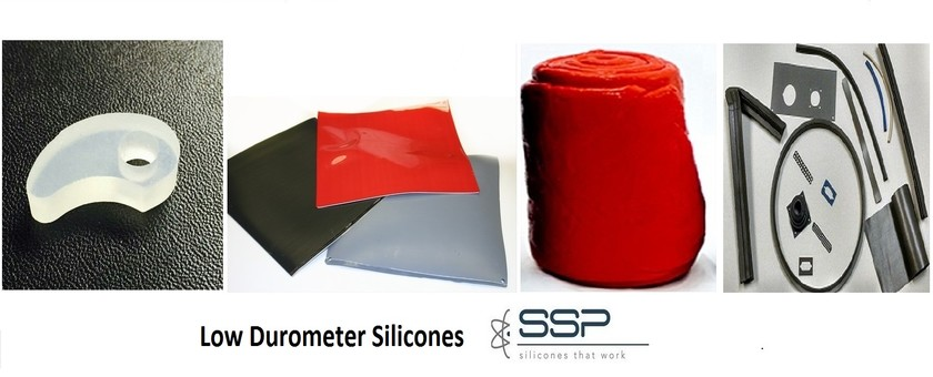 Low-Durometer Silicones for Sealing and Insulation