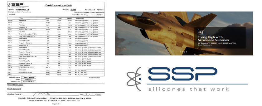 Military and Aerospace Silicones: Four Factors, One Source