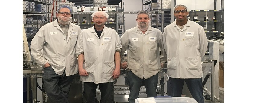 Meet SSP's Packaging Team